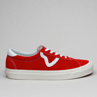 Vans Style 73 Dx Anaheim Factory Og Red