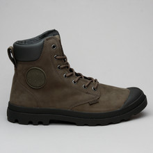 Palladium Pampa Cuff Wp Lux Brown Major