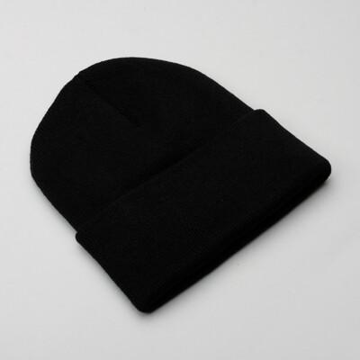 Stussy Beanie Cuff Black