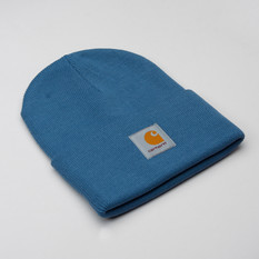 Carhartt Watch Hat Blue Prussian