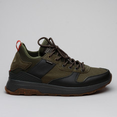 Palladium Axeon Army Runner Olive