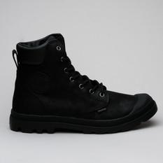 Palladium Pampa Cuff Wp Lux Black/Black