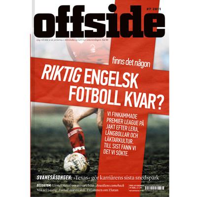 Offside #7 -2011