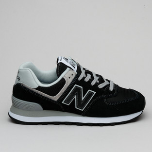 New Balance WL574EB Black/White