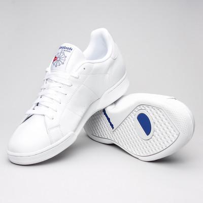 Reebok NPC II White/White