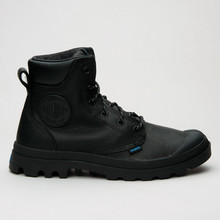 Palladium Pampa Sport Cuff WP Black