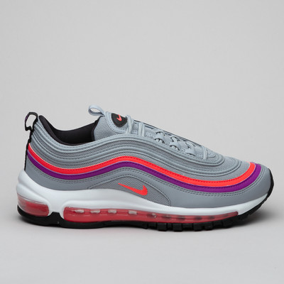 Nike Air Max 97 Wlfgry/Solar Red