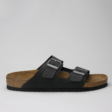 Birkenstock Arizona Black Oiled Normal