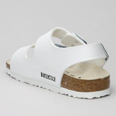 Birkenstock Milano Vit Smal B-F