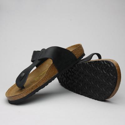 Birkenstock Medina Svart Läder