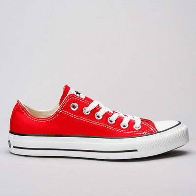 Converse As Ox Red Canvas M9696