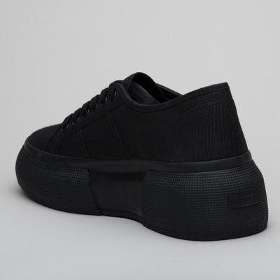 Superga 2287 Cotu Total Black