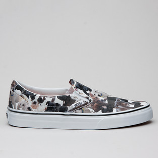 Vans Slip-On (Aspca) Puppies True White