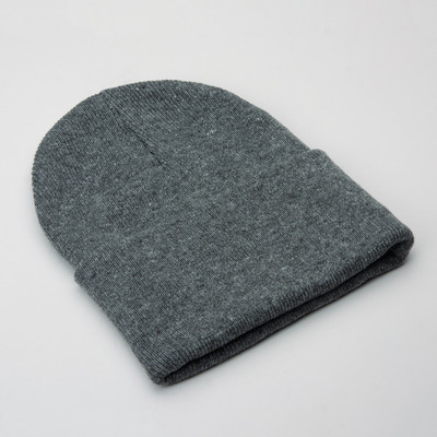 Carhartt Watch Hat Dark Grey Heather