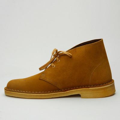 Clarks Desert Boot Bronze/Brown Womens