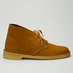 Clarks Desert Boot Bronze/Brown Womens
