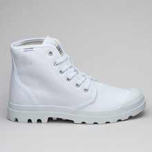 Palladium Pampa Hi Orginale White