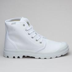 Palladium Pampa Hi Orginale White