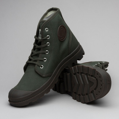 Palladium Pampa Hi Orginale Olive