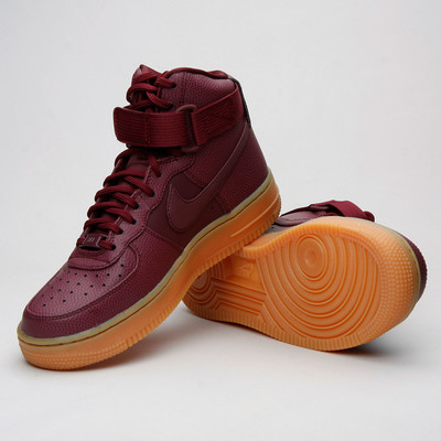 Nike Wmns Air Force 1 Hi SE Night Maroon