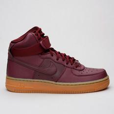 Nike Wmns Air Force 1 Hi SE Night Maroon