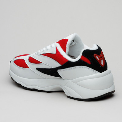 Fila 94 Low Wmn White/Navy/Red