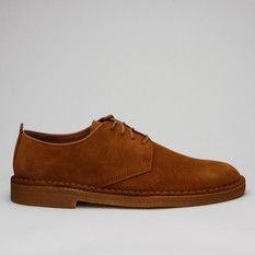 Clarks Desert London Cola Suede
