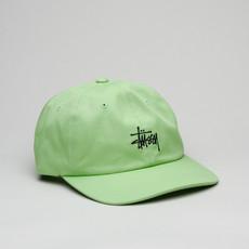 Stussy Cap Low Pro Lime