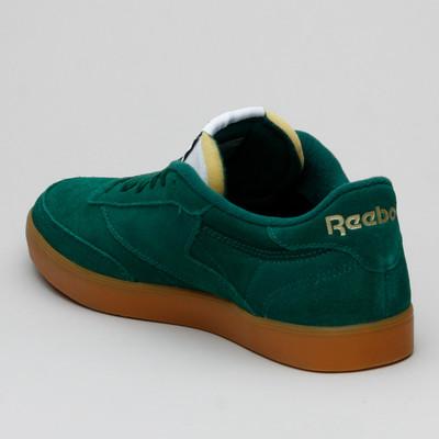 Reebok Club C Fvs Gum Update Green Dark