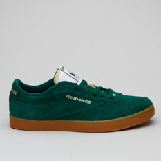 Reebok Club C Fvs Gum Update Green Dark