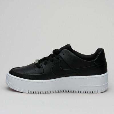 Nike W Air Force 1 Sage Low Black/Black