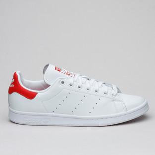 Adidas Stan Smith Ftwwht/Ftwwht/Lusred