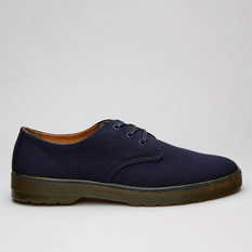 Dr Martens Delray Canvas Navy