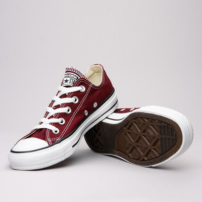 Converse All Star Ox Burgundy