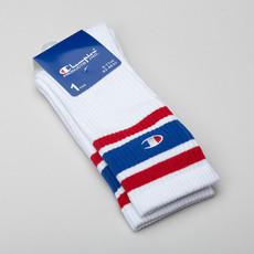 Champion Crew Socks White