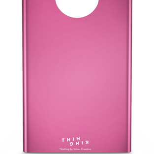 Thin King Pink Original Card Case