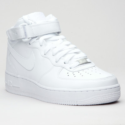 Nike Wmns Air Force 1 Mid 07 Wht/Wht
