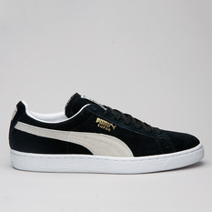 Puma Suede Classic Black/White