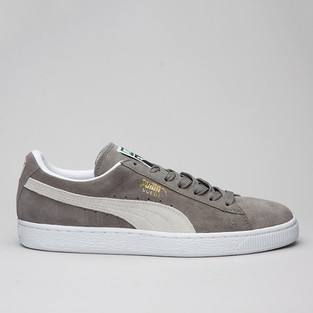 Puma Suede Classic Gray/White