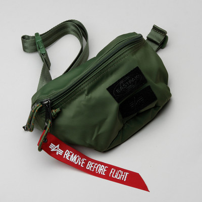 Eastpak Bag Springer Alpha Dark Green