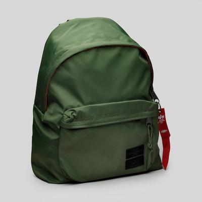 Eastpak Bag Padded Pak'r Alpha Dark Green