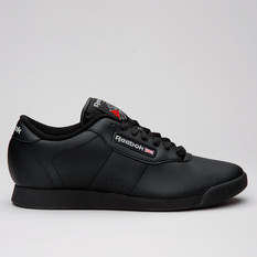 Reebok Princess Wmns Leather Black