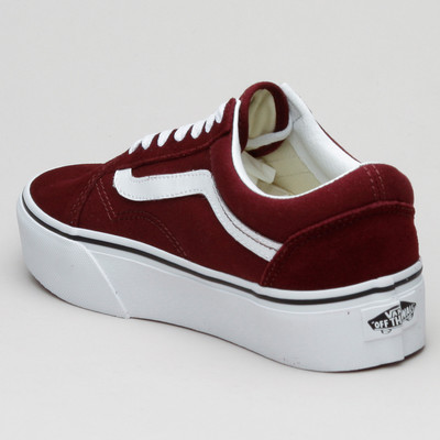 Vans Old Skool Platform Port Royale/Whit