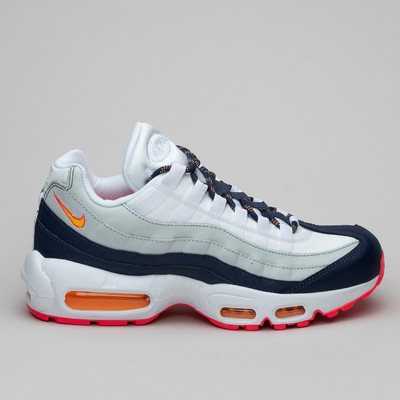 Nike Wmns Air Max 95 Mnnavy/Lsrorg