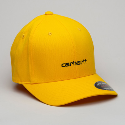 Carhartt Cap Script Primula/Black