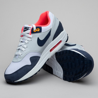 Nike Wmns Air Max 1 White/Mnnavy