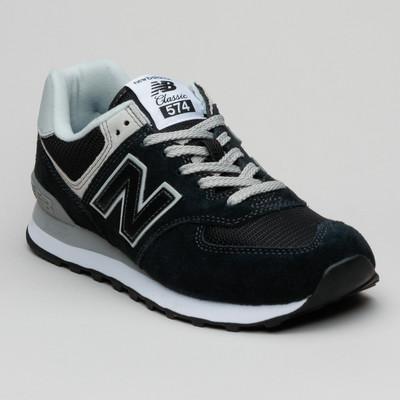 New Balance ML574EGK Black/Black