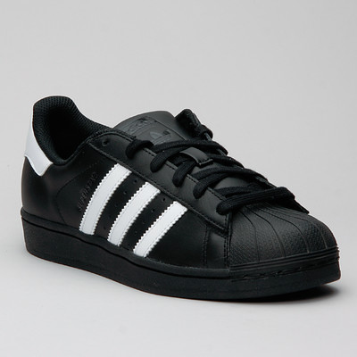 Adidas Superstar Foundation Cblack/Ftwwh