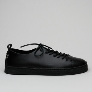 Yogi Rufus Leather Black