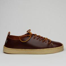 Yogi Rufus Leather Brown